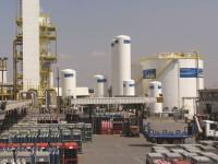 Linde Gaz Azot üretim tesisleri
