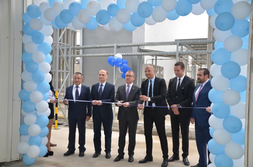 Linde Gaz tam entegre tüp dolum tesisini Bursa'da açtı
