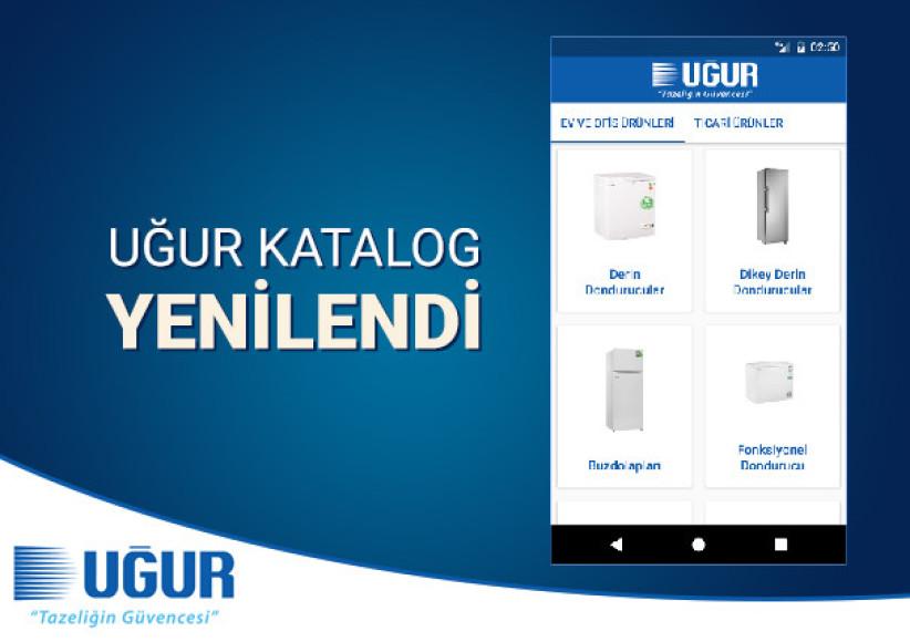 Uğur Katalog Uygulaması, Yeni Ara Yüzüyle iOS ve Android Platformları İçin Yenilendi