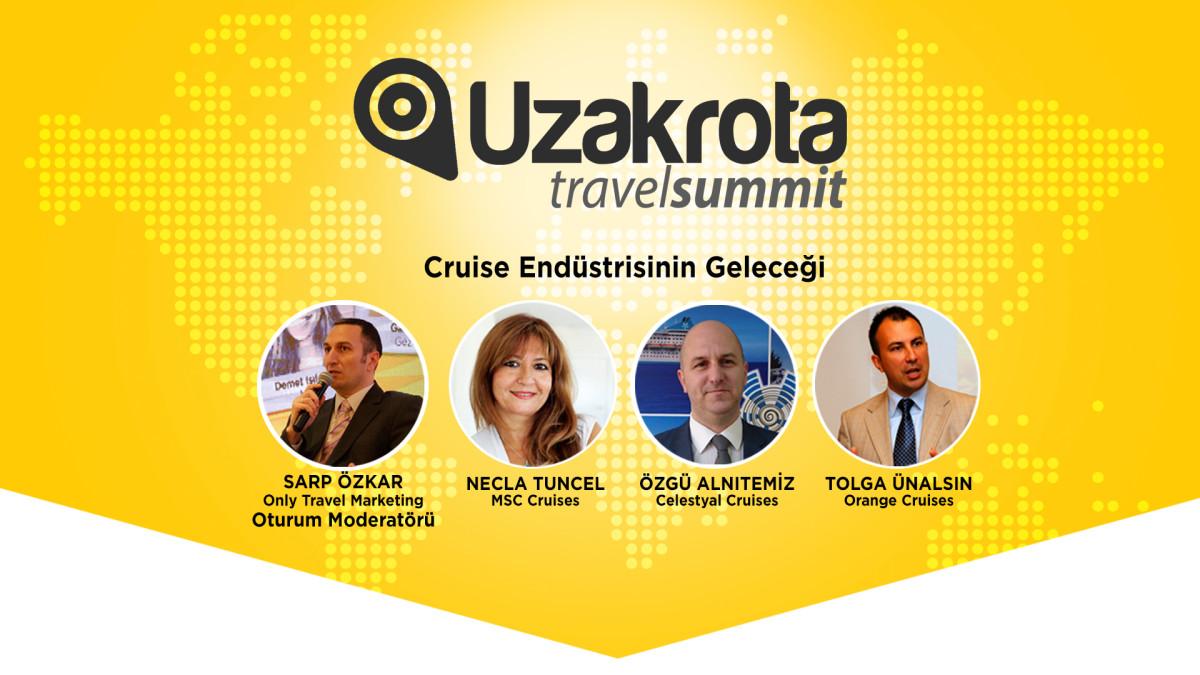 Turizm sektörü Uzak Rota Travel Summit 2017'de bul...