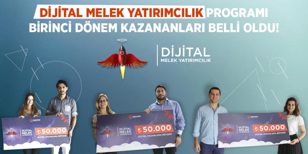 Dijital melek yatırımcılık programı birinci dönem...