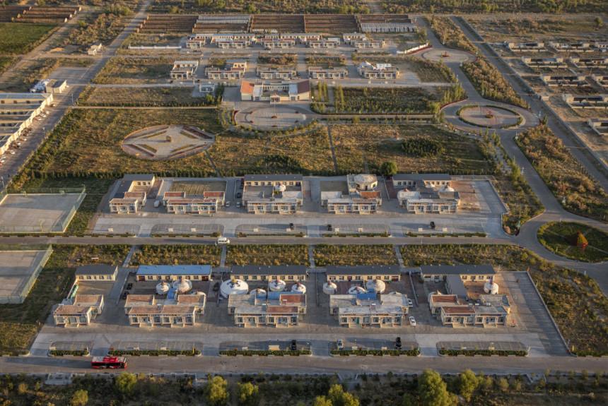 Kubuqi Modeli ile çölde yaşayan ailelerin hayatı değişti