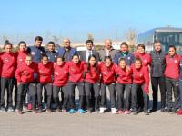 İşitme Engelliler Kadın Futsal A Milli Takımı