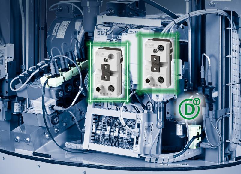 SmartWire-DT iletişim sistemleri birçok alanda kolaylık sağlıyor