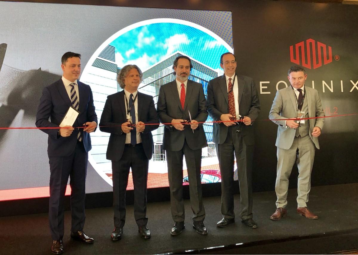 Equinix, Türkiye'de yeni veri merkezini açtı