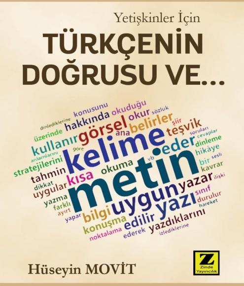 'Yetişkinler İçin Türkçe'nin Doğrusu' raflarda yerini aldı