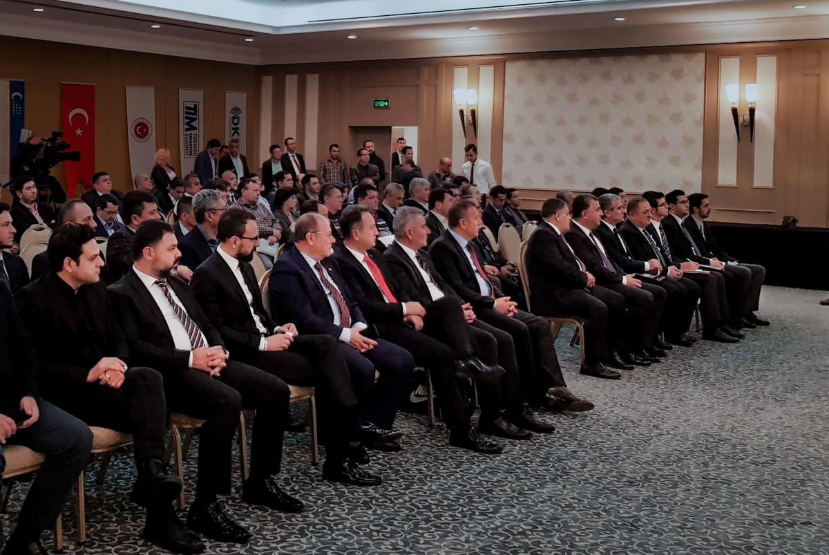 Türkiye ve Özbekistan arasında iş birliği toplantı...