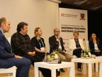Uluslararası ve Ulusal Eğitimciler Paneli