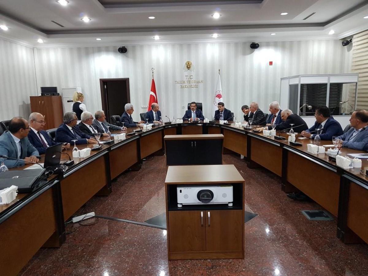 Madenciler sorunlarına çözüm bulmak için Ankara'ya...