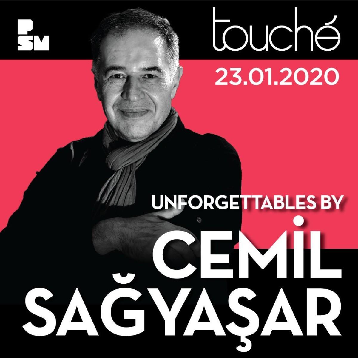Cemil Sağyaşar 'Unforgettables by Cemil Sağyaşar'...