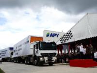 Asia Pacific Rayon (APR) tesisi